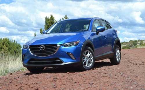 Review Mazda CX-3