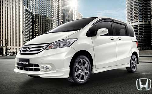 Spesifikasi dan Harga Honda New Freed