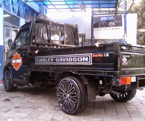 Modifikasi Mobil Pick Up Gran Max
