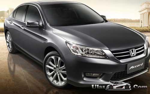 Spesifikasi Honda New Accord