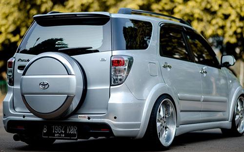 Modifikasi Toyota Rush 1