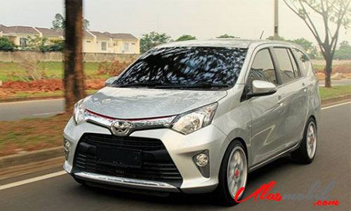 Modifikasi Mobil Toyota Calya