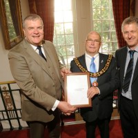 ULAS archaeologists honoured