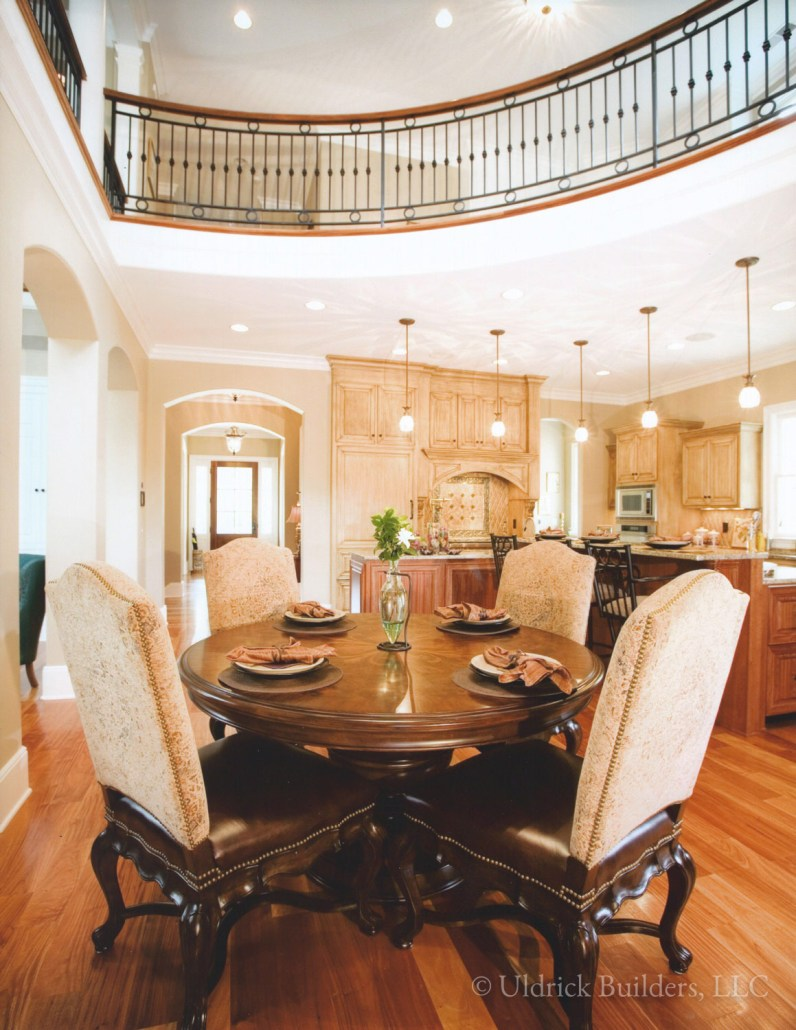 Custom Home - Dining Room