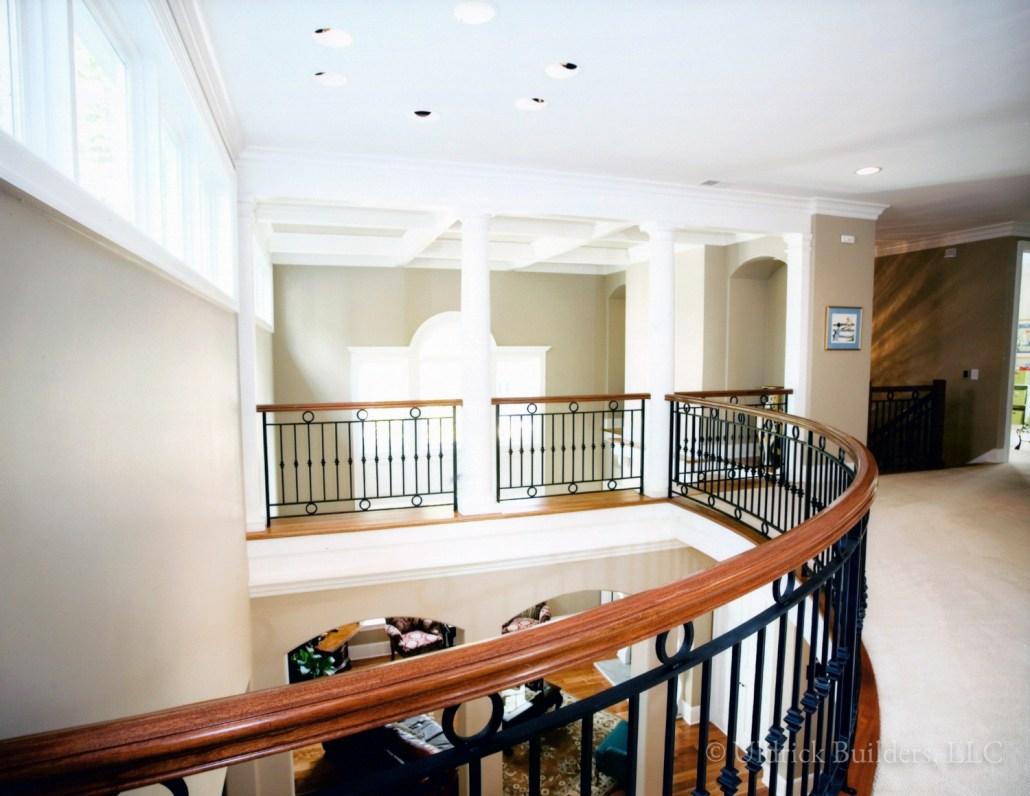 Custom Home - Upstairs Corridor