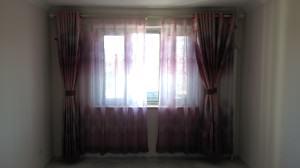Gardinen im Wohnzimmer