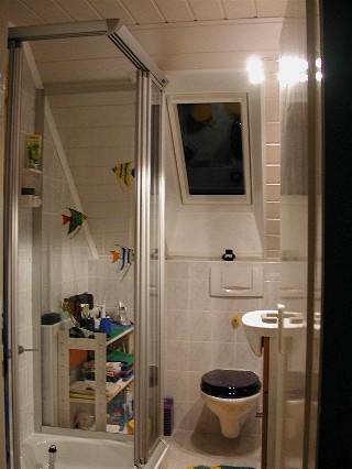 kleines Badezimmer Haus umbauen