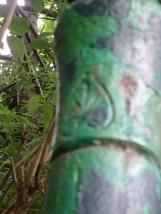 Verja del parque de Viveros de Ulia (antigua verja de la plaza de Guipúzcoa)