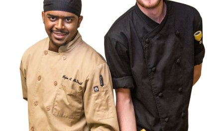 Food+Talk: Adam Becker & Mylon McDonald