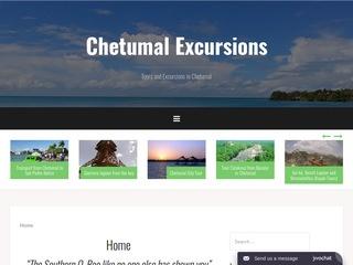 Chetumal Excursions