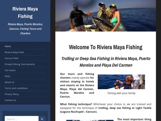 Riviera Maya Fishing