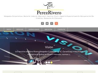 Perez Rivero Abogados Chetumal