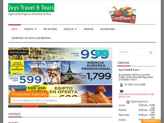 Ivys Travel And Tours
