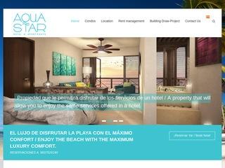 Aqua Star Hotel & Condos - En Costa Maya