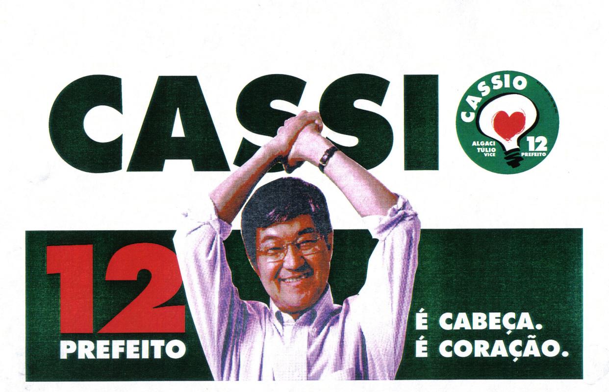 Cassio Taniguchi, ex-prefeito de Curitiba, ex-secretário de Planejamento de Jaime Lerner, ex-Secretário de Obras de José Arruda (DEMO-DF)