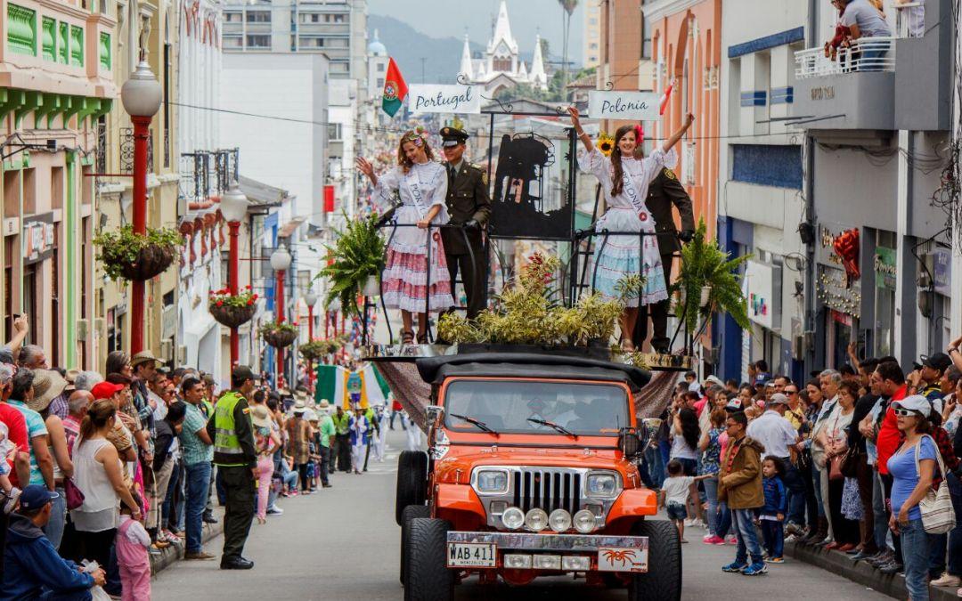 La mejor Feria de América es en Manizales