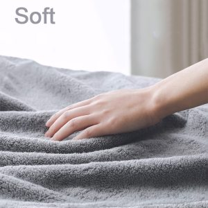 100% Cotton Bath Towel Large For Bathroom Super Absorbent Quick Drying Shower Face Bathing Towels Adults Soft Body Spa Towel