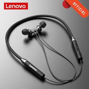 Lenovo XE05 Earphone Bluetooth 5.0 Wireless Headphones Stereo Earphones IPX5 Waterproof Sport Headset With Noise Cancelling Mic