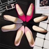 Wholesale Women shoes ladies Flat women shoes and wholesale factory price women' shoe