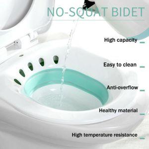 Portable Folding Pregnant Women Bidet Sitz Bath