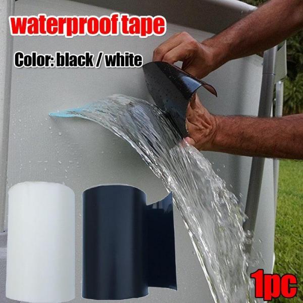 150cm Super Strong Waterproof Tape Stop Leaks Seal Repair Tape Performance Self Fix Tape Fiberfix Adhesive Insulating Duct Tape