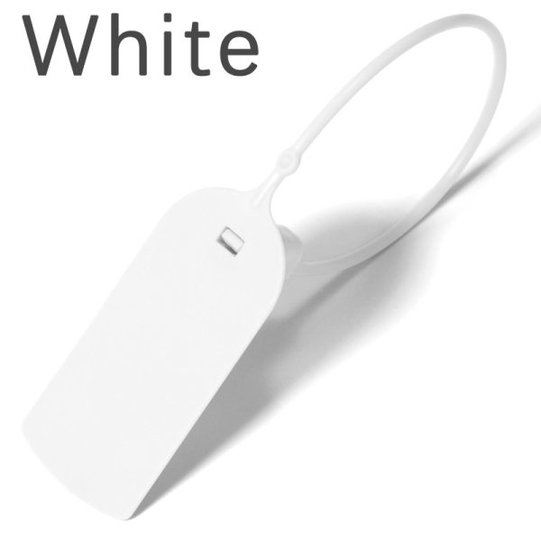 Custom Brand Logo Hang Price Tag Paper