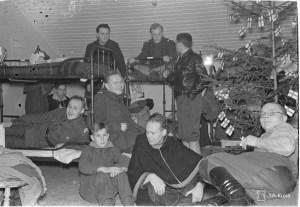 Otava. Valokuvaryhmän kämppä Joulu-aattona.