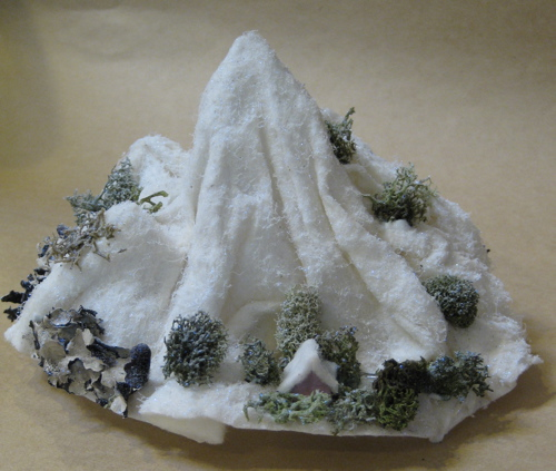 ULLABENULLA Make Your Own Miniature Winter Wonderland