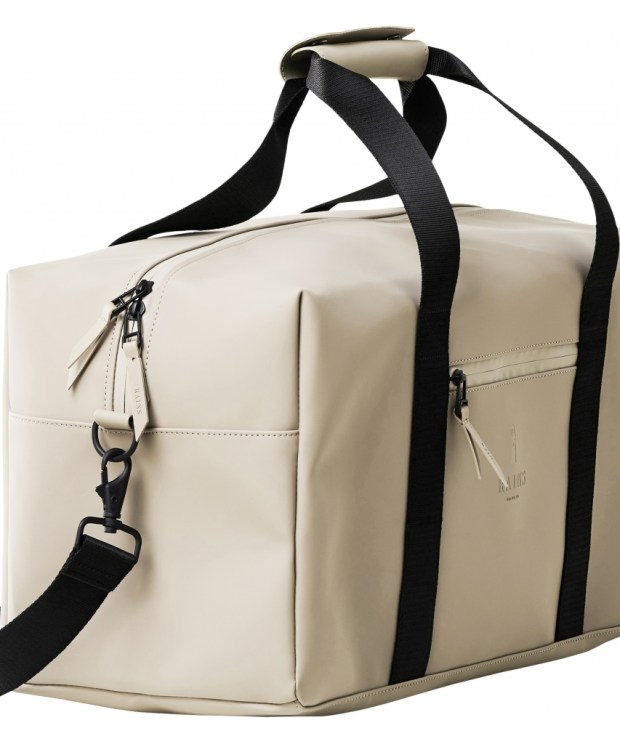 ullrichstore.com rains Gym Bag beige side