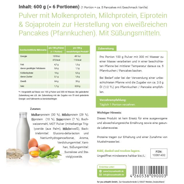 ullrichstore.com for you protein pancakes vanille3
