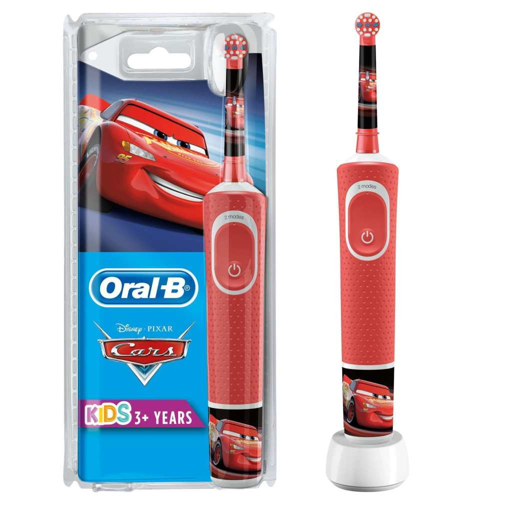 ullrichstore.com Oral-B Vitality 100 Kids Cars, CLS Farbe rot
