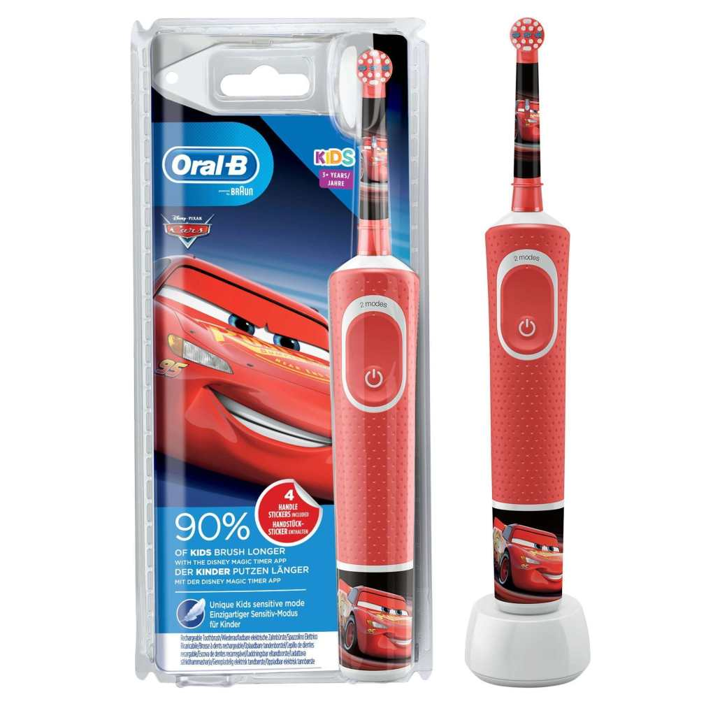 ullrichstore.com Oral-B Vitality 100 Kids Cars, CLS Farbe rot1