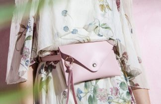 ida hip bag rose