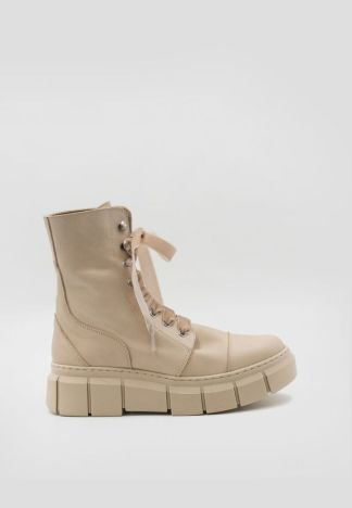 Can Can Boots Beige