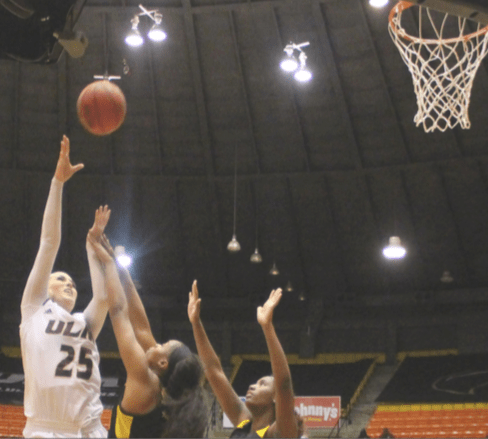 Women's basketball loses close one to Grambling