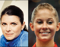 Olympians to speak  at Lyceum Series