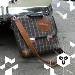 """Taschen, Geldbeutel und andere schöne Dinge in Handarbeit, hergestellt in Erfurt. Bei Fawwi ist jedes Teil ein Unikat und trägt auch einen solchen Namen. Entdeckt den """"wachsamen Holger"""", die """"bunte Berta"""" oder den """"Sak-Ko Siegmar"""" jetzt im online-shop! www.fawwi-taschen.de"""