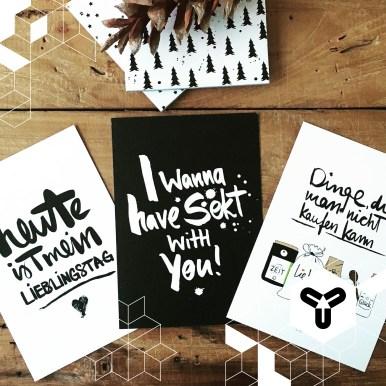 Dezember ist Adventskalender-Zeit! :) Bei Formart gibt es heute diese drei Postkarten zu jeder Bestellung geschenkt! Gebt bei Eurer Bestellung einfach als Kommentar XMASMITFORMART an. Und habt einen schönen Advent! www.formart-kunstdrucke.de