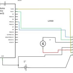 L293d Motor Driver Circuit Diagram Cummins Celect Ecm Pin Of Impremedia