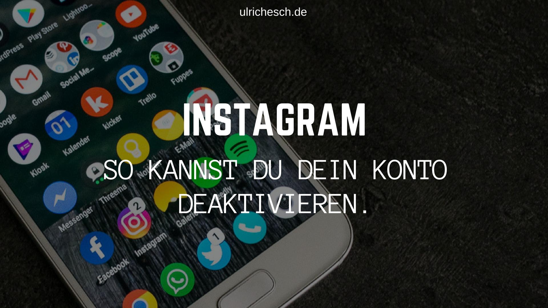 instagram-konto-deaktivieren