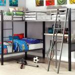 Modern Designs Of Bunk Beds For Small Rooms And Spaces
