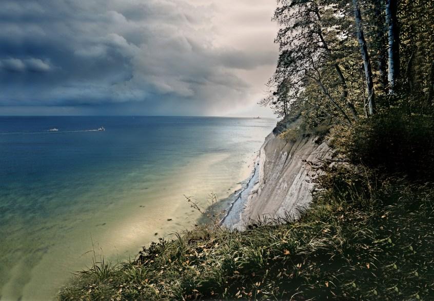 Steilküste Rügen III