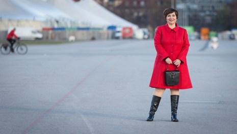Susanne Ackstaller. Foto: Silke Naumann