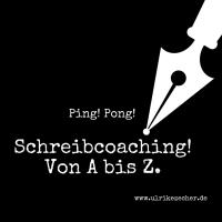 Wie funktioniert Schreibcoaching im Ping-Pong?