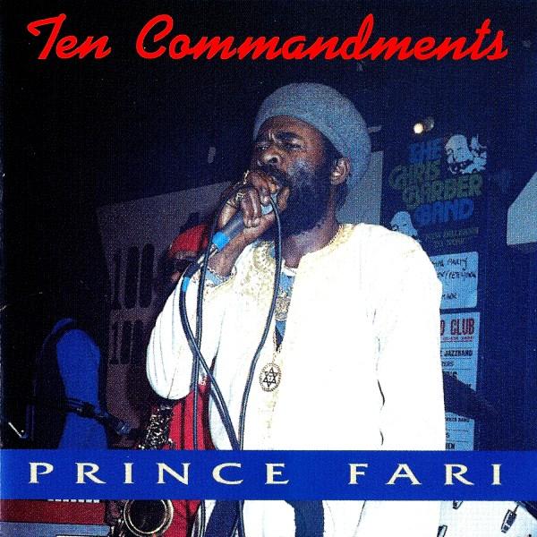 Prince Far I - Ten Commandments