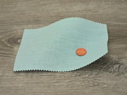 Medium Weight Light Blue Linen fabric
