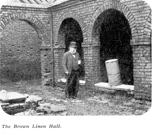 The Brown Linen Hall
