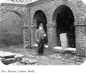 The Brown Linen Hall