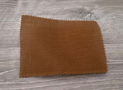 Light Weight Brown Linen