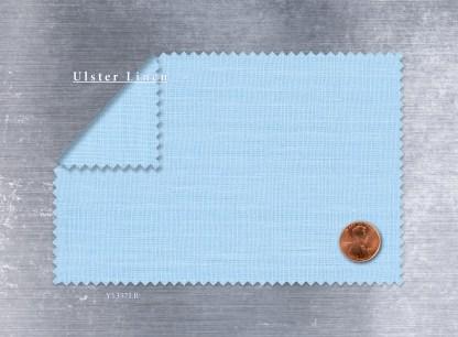 Medium Weight Light Blue Linen